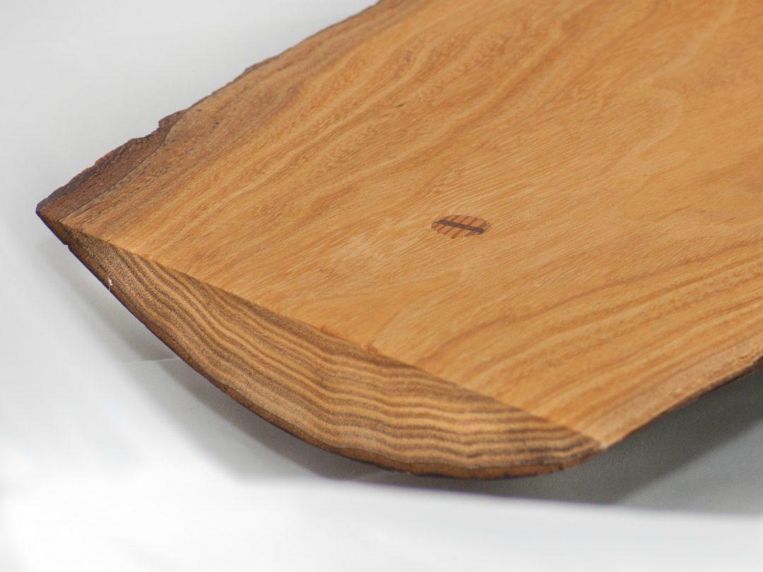Schale aus Kiri-Holz