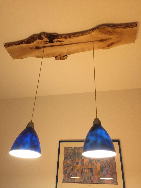 Brett für Lampe